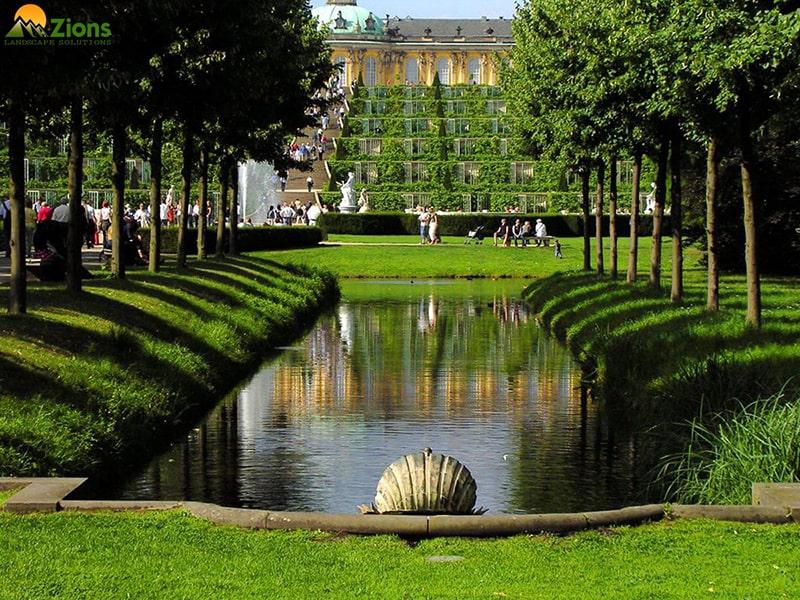 Vườn đẹp nhất thế giới