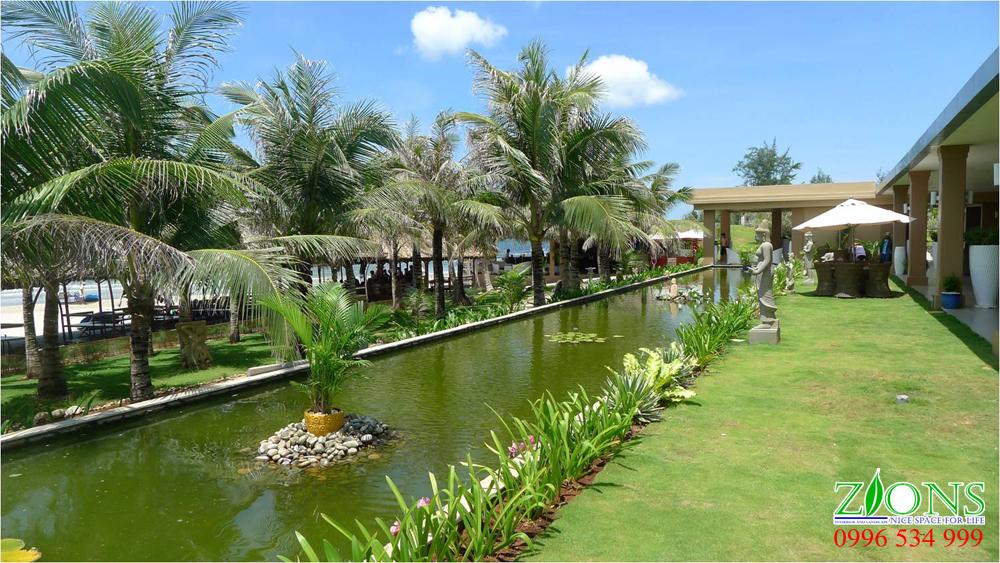Bạn muốn lựa chọn cho mình phong cách sân vườn biệt thự nào ?